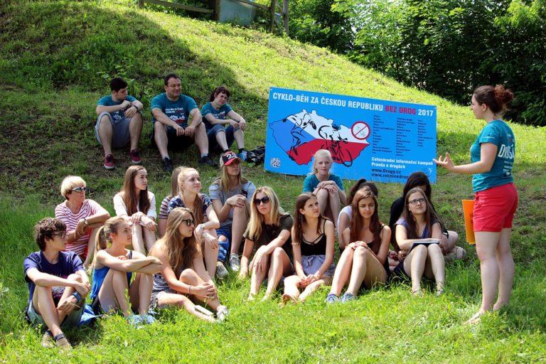 Občanské sdružení ŘEKNI NE DROGÁM – ŘEKNI ANO ŽIVOTU působí v České republice od roku 2002 a je součástí mezinárodní sítě neziskových organizací zabývajících se protidrogovou prevencí již od roku 1993