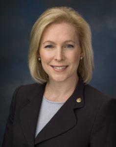 irsten Gillibrand – Senátorka Spojených států amerických
