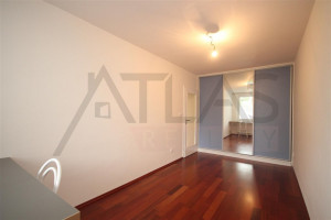 ložnice - Pronájem bytu 3+kk 70 m2 Praha 6 - Dejvice, Krohova ul.