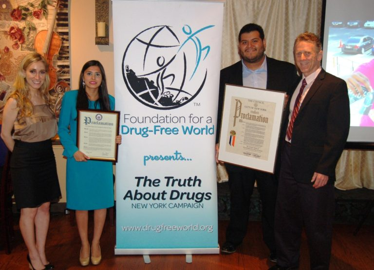 Nadace pro svět bez drog – Foundation for a Drug Free World of The Americas