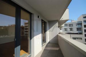 Pronájem bytu 2+kk 61 m2 v novostavbě s parkovacím stáním Praha 7 - Holešovice, Dělnická ulice