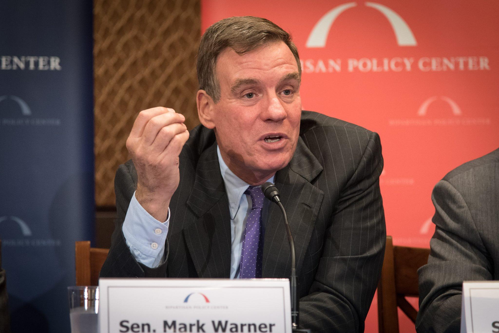 Americký senátor Mark R. Warner