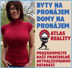 ATLAS reality reklamní baner