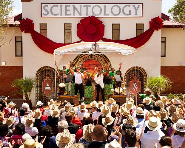 Scientologická církev - Scientologická organizace Pretoria