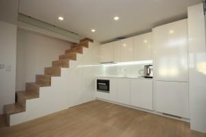 Prodej bytu 3+kk, 83 m² Praha 8 - Karlín, Rohanský ostrov