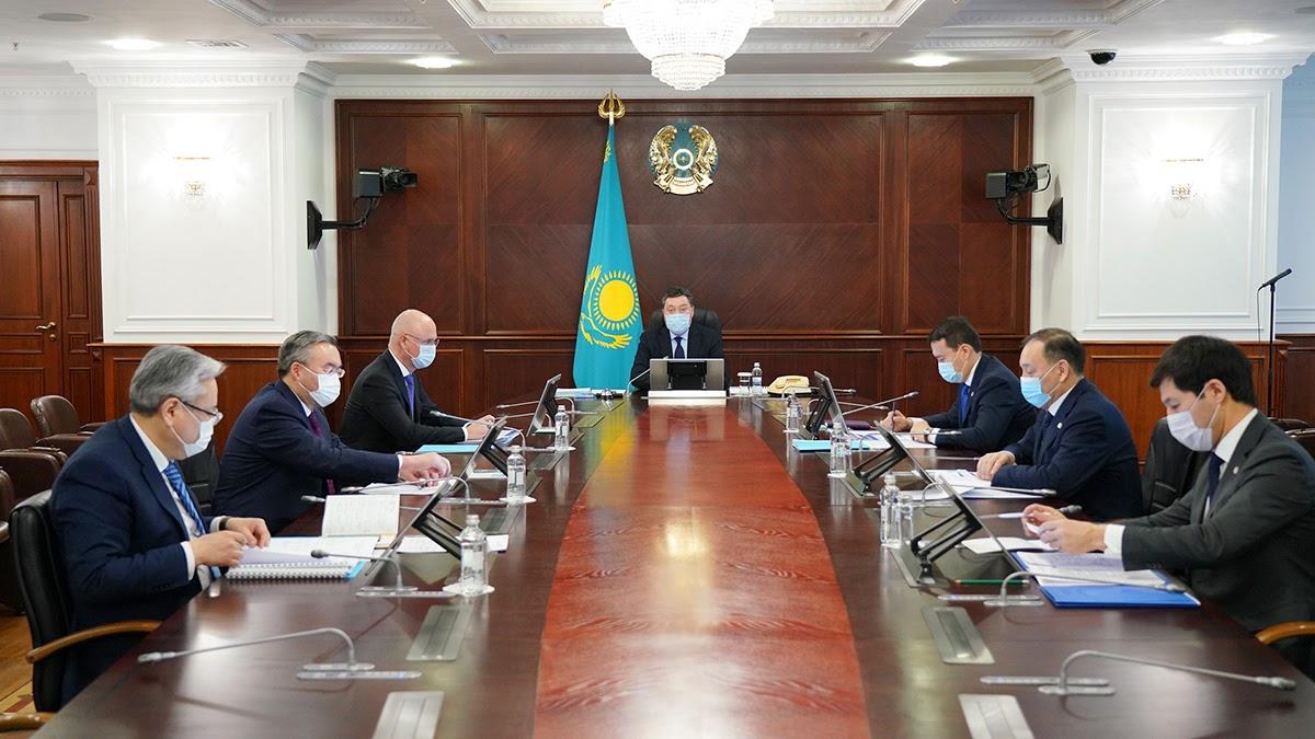 V lednu až únoru 2021 prokázal reálný sektor kazašské ekonomiky dynamiku udržitelného růstu