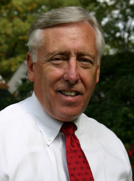 Kongresman Steny H. Hoyer 3
