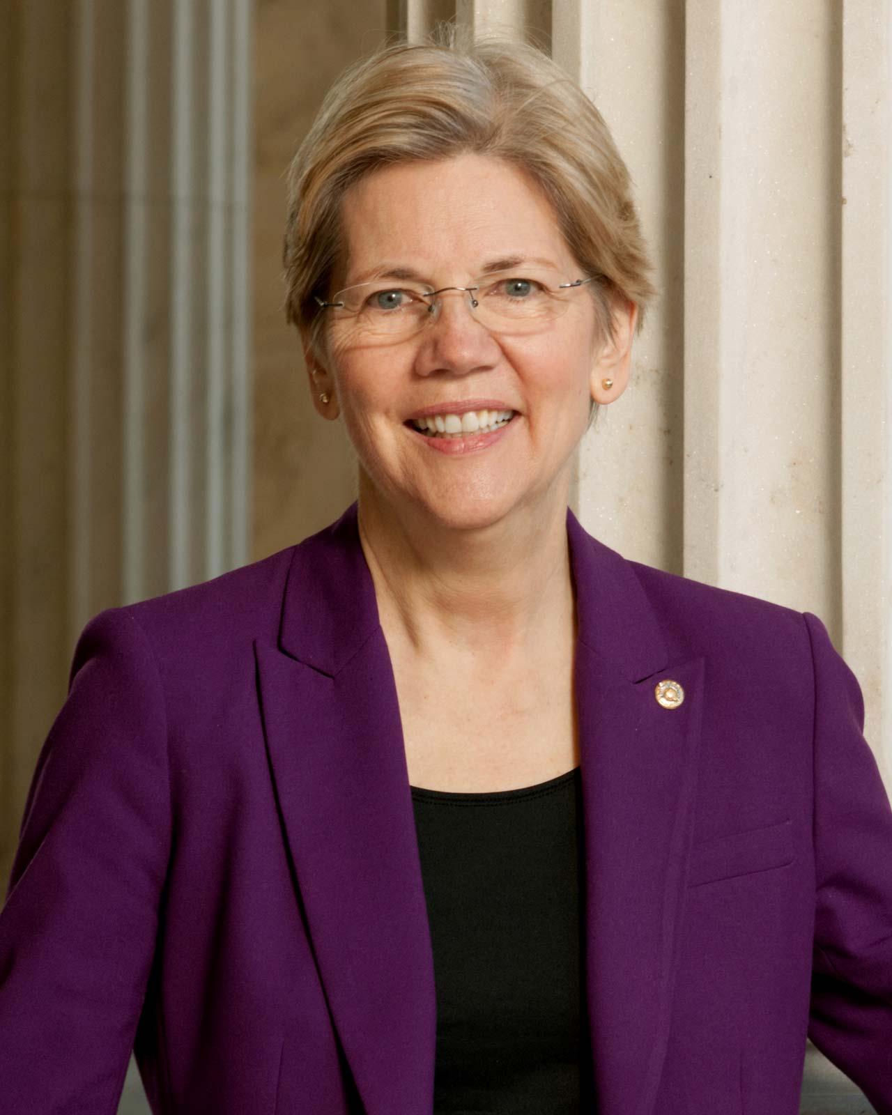 Senátorka Spojených států Elizabeth Warrenová