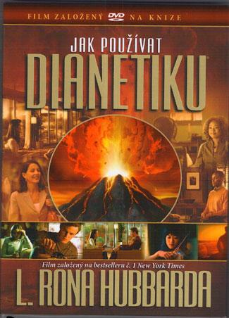 film (DVD) Jak používat Dianetiku