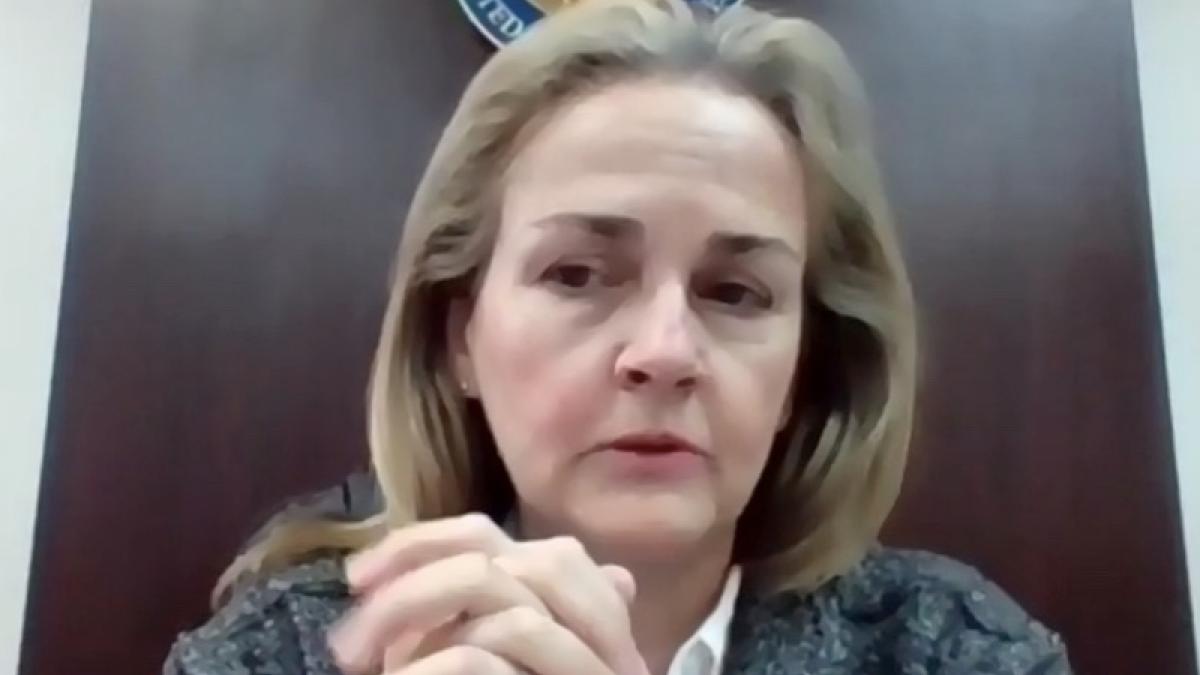 kongresmanka Madeleine Dean