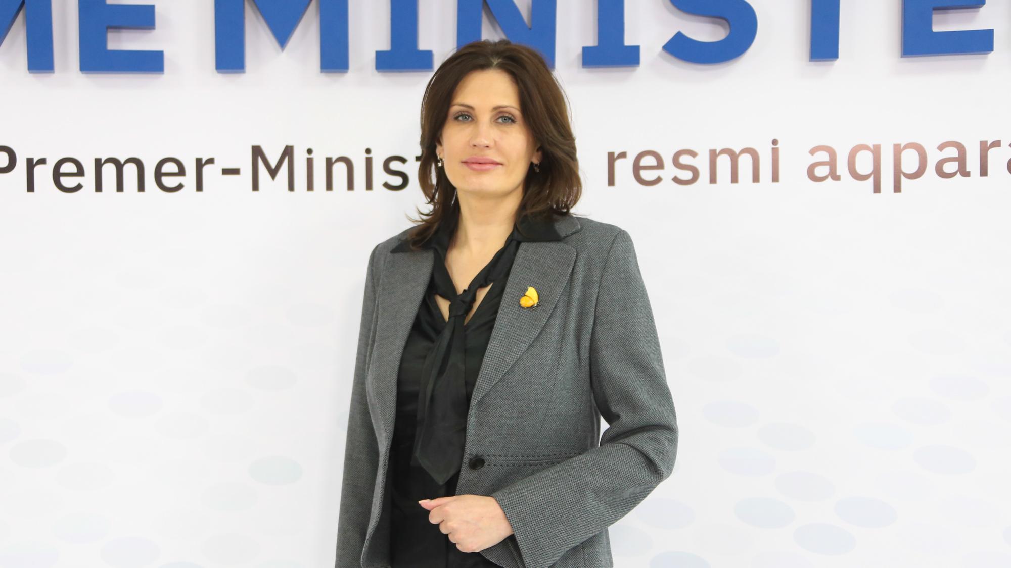 Lyudmila Byurabekova byla jmenována náměstkyní ministra zdravotnictví Republiky Kazachstán