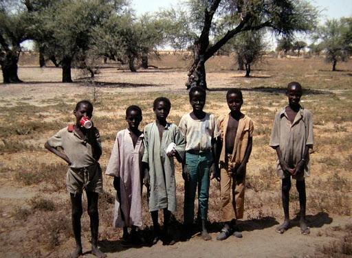 Africké klima vyžaduje, abyste si vzali lehké oblečení